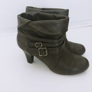 Madden Girl Ankle Booties Size 8.5